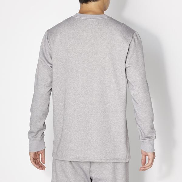 セリアント クルーネック長袖Tシャツ 商品画像 (1)