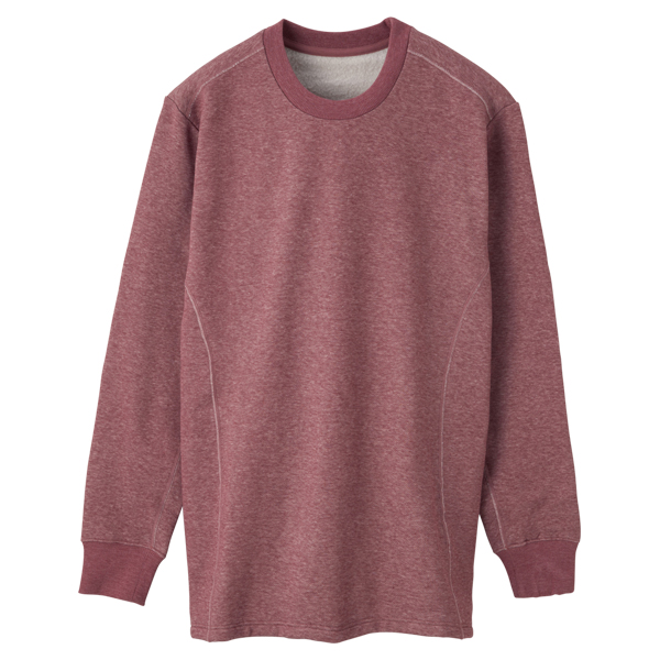 セリアント クルーネック長袖Tシャツ