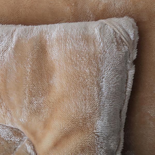 カバーなしでも使える吸湿発熱掛ふとん HOME COORDY 商品画像 (4)