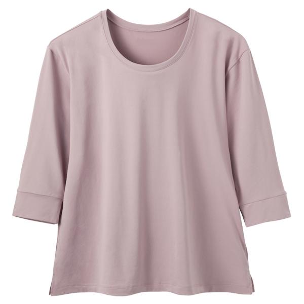 セリアント ベア天竺7分袖Tシャツ