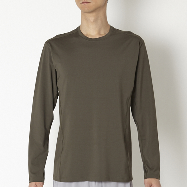 セリアント ベア天竺長袖Tシャツ 商品画像 (0)