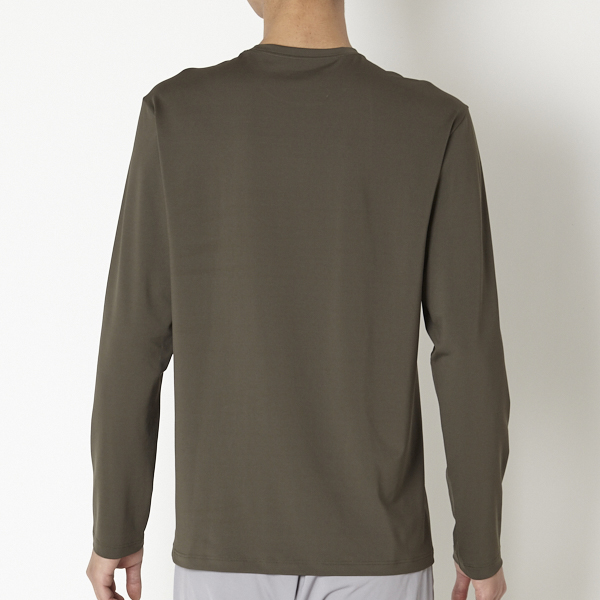 セリアント ベア天竺長袖Tシャツ 商品画像 (1)