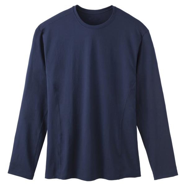 セリアント ベア天竺長袖Tシャツ
