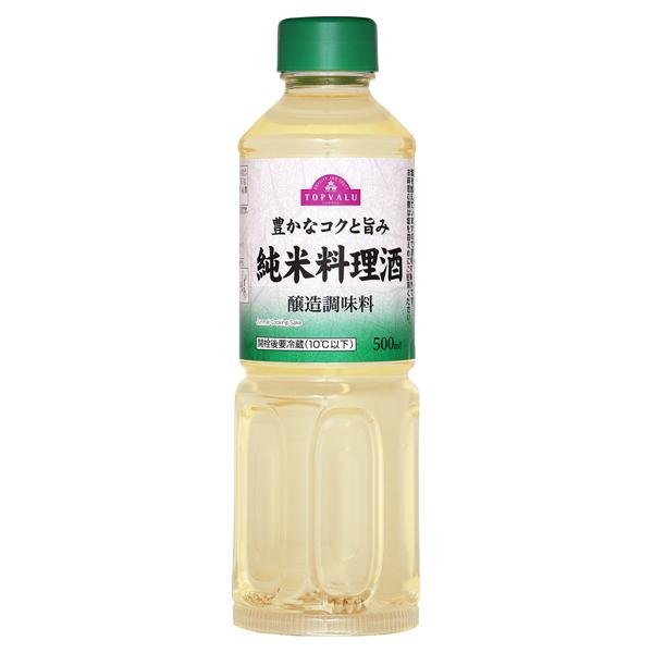 豊かなコクと旨み 純米料理酒 醸造調味料 商品画像 (メイン)