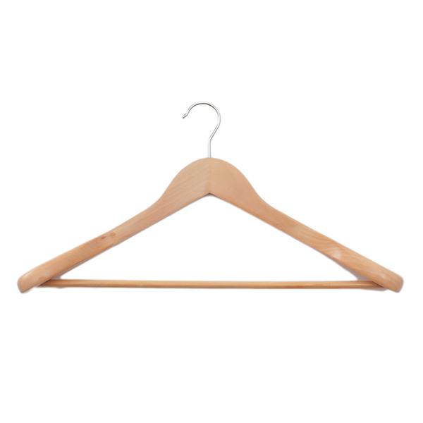 ジャケット用木製ハンガー HOME COORDY 商品画像 (メイン)