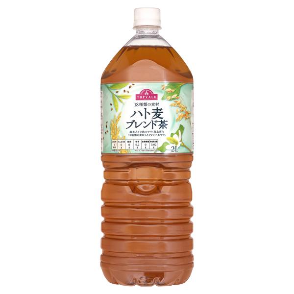 18種類の素材 ハト麦ブレンド茶