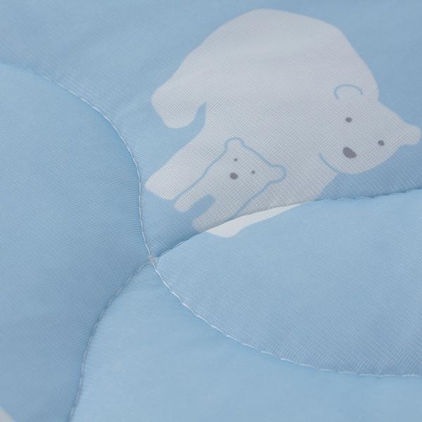 シロクマ柄肌掛ふとん HOME COORDY 商品画像 (2)