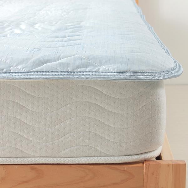アイスコールドゴムなし敷きパッド HOME COORDY 商品画像 (1)