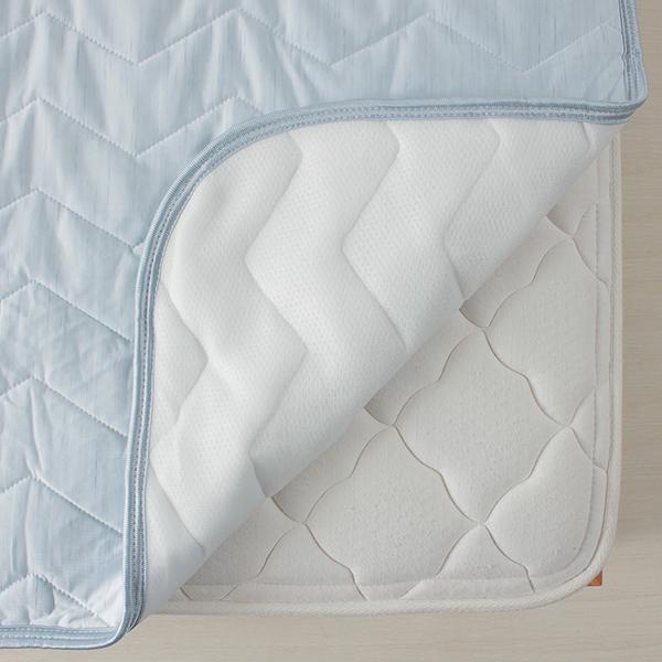 アイスコールドゴムなし敷きパッド HOME COORDY 商品画像 (2)