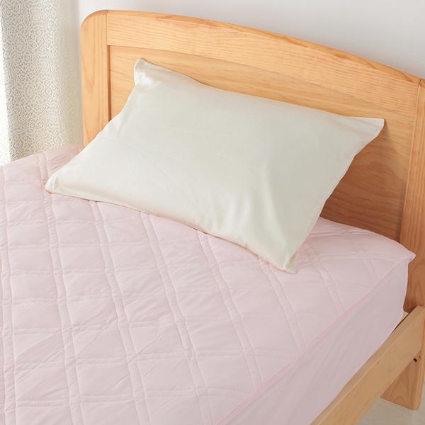ひんやり 一体型敷きパッド HOME COORDY 商品画像 (0)