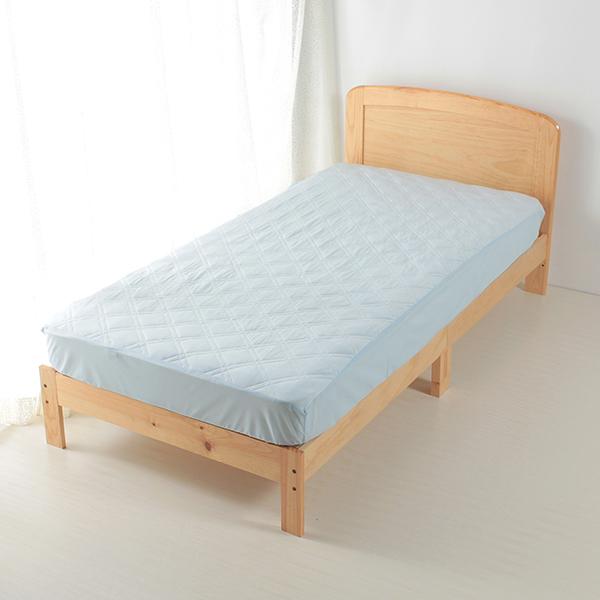 ひんやり 一体型敷きパッド HOME COORDY