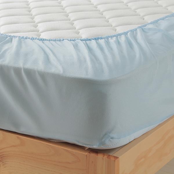 ひんやり 一体型敷きパッド HOME COORDY 商品画像 (3)