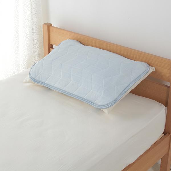 アイスコールドまくらパッド 35cm×50cm・43cm×63cmまくら兼用 HOME COORDY