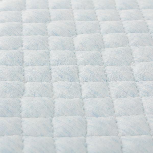綿クール敷きパッド HOME COORDY 商品画像 (3)