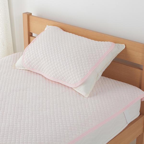 綿クール敷きパッド HOME COORDY 商品画像 (0)