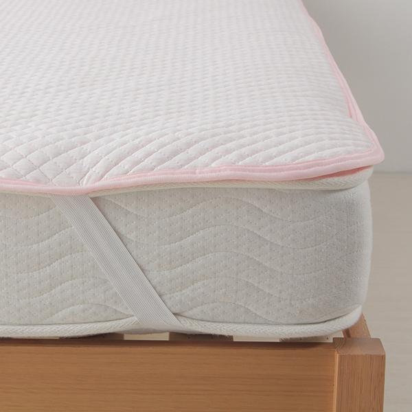 綿クール敷きパッド HOME COORDY 商品画像 (1)