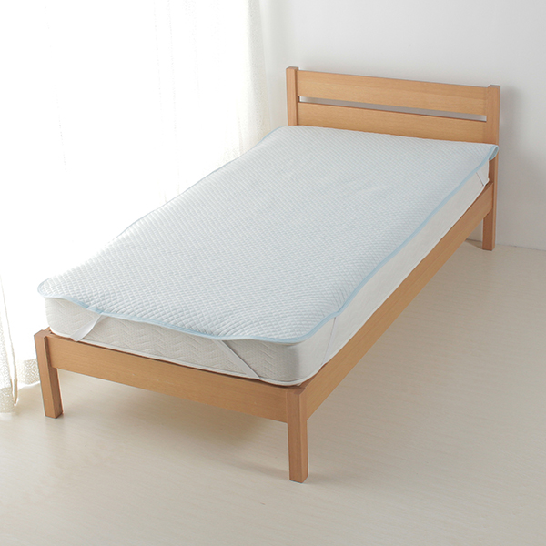 綿クール敷きパッド HOME COORDY 商品画像 (メイン)