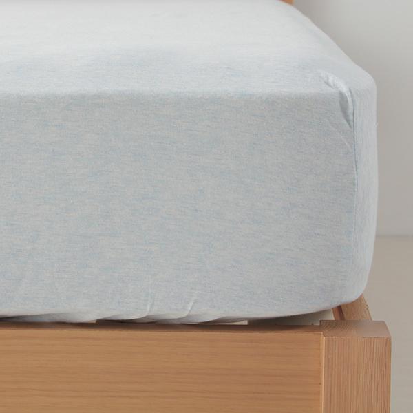 綿クールベッド用ワンタッチシーツ HOME COORDY 商品画像 (1)