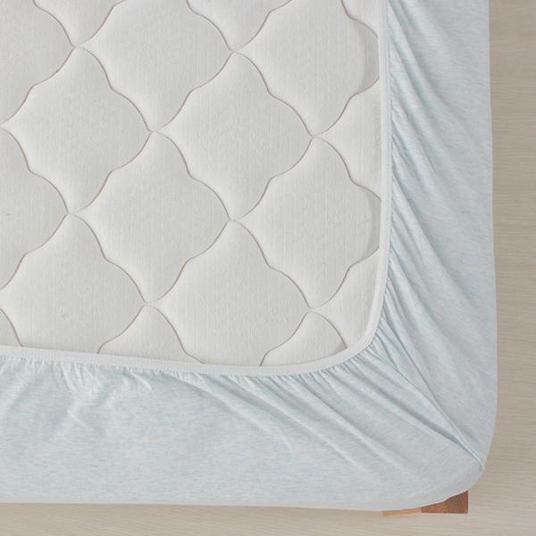 綿クールベッド用ワンタッチシーツ HOME COORDY 商品画像 (2)