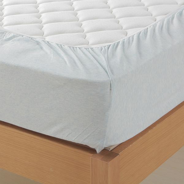 綿クールベッド用ワンタッチシーツ HOME COORDY 商品画像 (3)