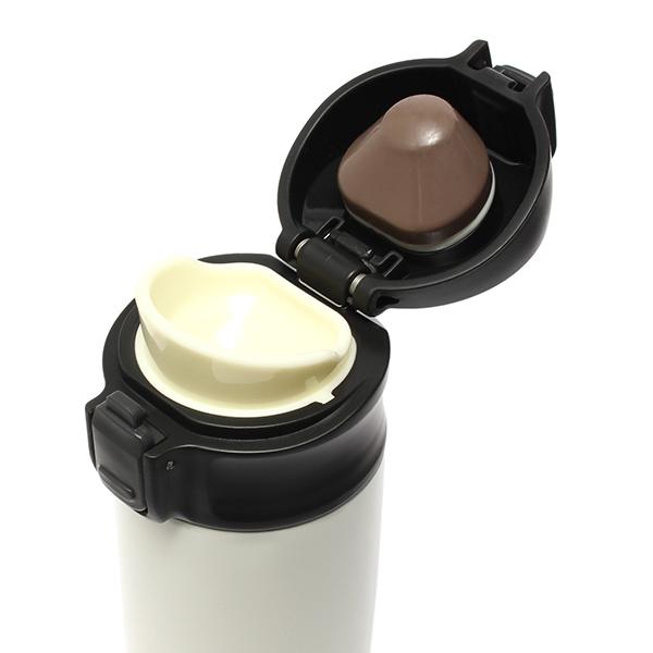 シンプルワンタッチマグボトル 300ml HOME COORDY 商品画像 (0)