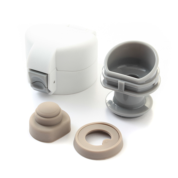 HOME COORDY テフロン加工 軽量ワンタッチマグ 300ml 商品画像 (3)