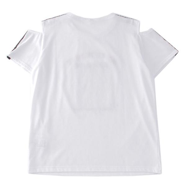 くーるっち 肩テープ付Tシャツ 商品画像 (0)