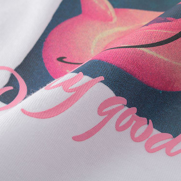 くーるっち 肩テープ付Tシャツ 商品画像 (1)