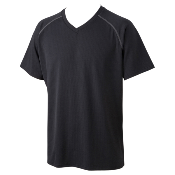 BODY SWITCH 軽量半袖VネックTシャツ 商品画像 (メイン)