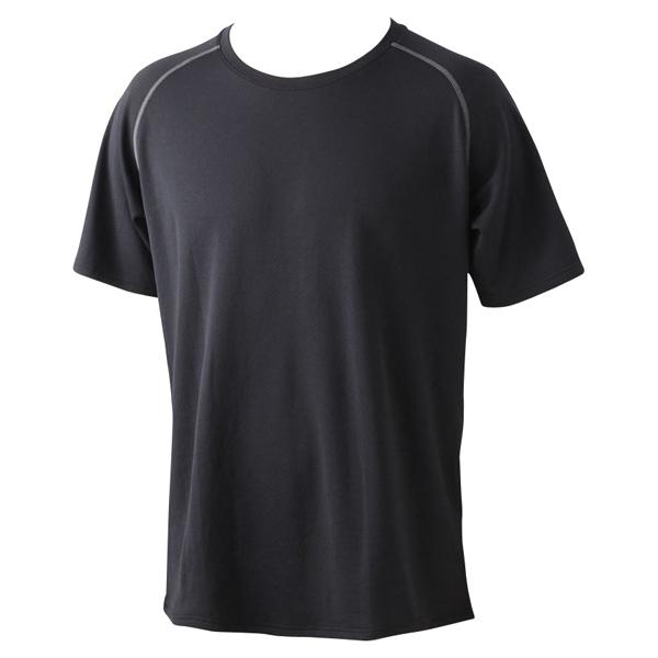 BODY SWITCH 軽量半袖クルーネックTシャツ