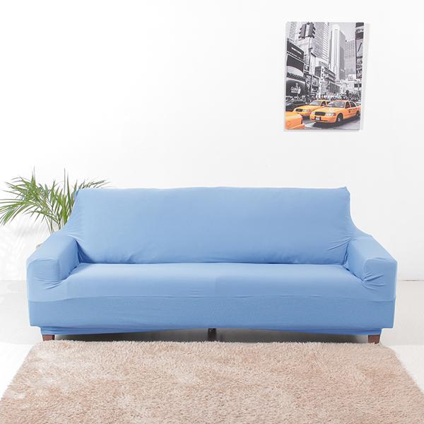 接触冷感ソファカバー3人掛用 ブルー HOME COORDY 商品画像 (6)