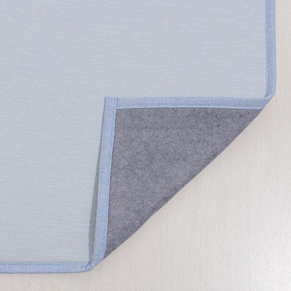 接触冷感 フロアラグ HOME COORDY COLD 2 HOME COORDY 商品画像 (3)