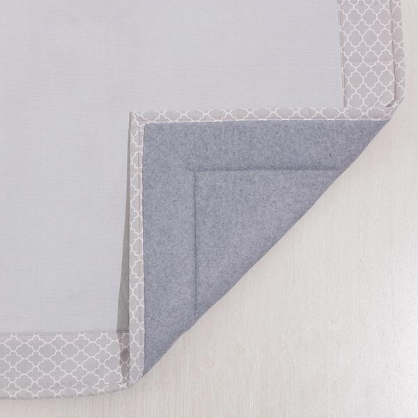 接触冷感 ヘムプリントフロアラグ HOME COORDY COLD 3 HOME COORDY 商品画像 (3)