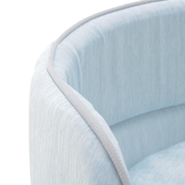 クールペットベッド(丸型) HOME COORDY 商品画像 (2)