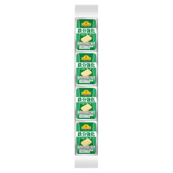 鉄分強化ベビーチーズ 商品画像 (メイン)
