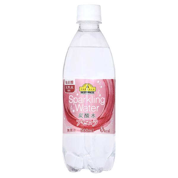 強炭酸 天然水使用 炭酸水 アセロラ