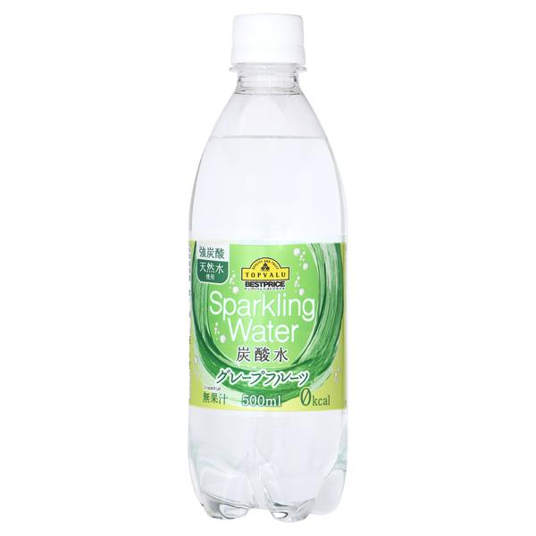 強炭酸 天然水使用 炭酸水 グレープフルーツ