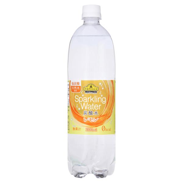 強炭酸 天然水使用 炭酸水 レモン 商品画像 (メイン)