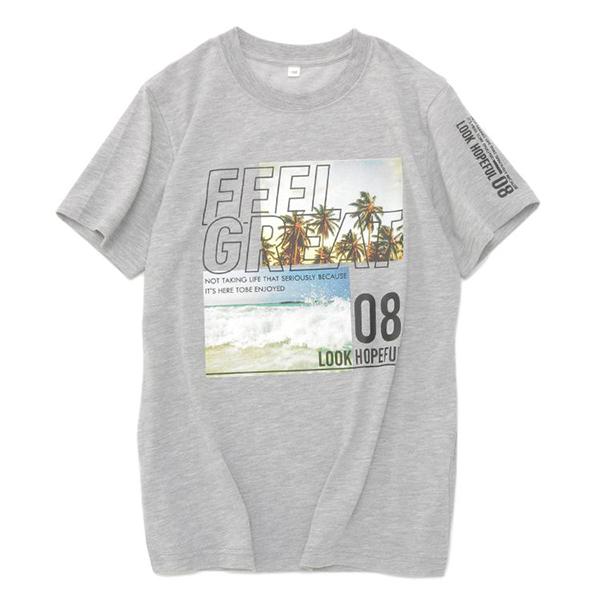 くーるっち サーフフォトプリントTシャツ
