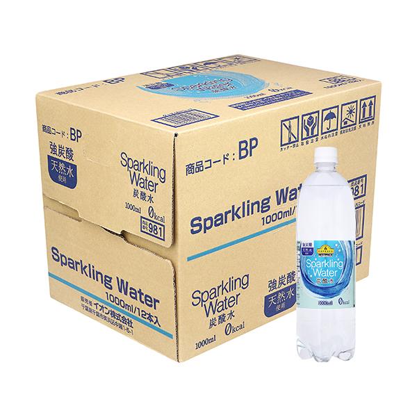 強炭酸 天然水使用 炭酸水 商品画像 (メイン)