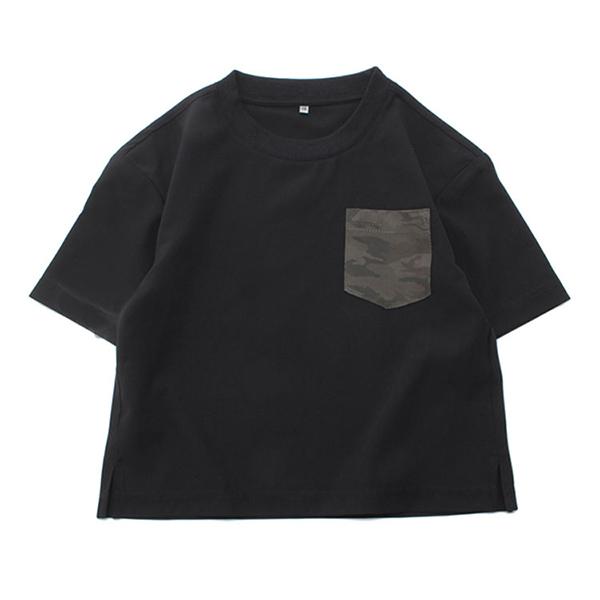 くーるっち ポケ付Tシャツ 商品画像 (メイン)