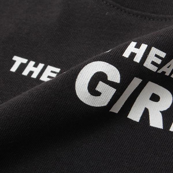 くーるっち 肩あきプリントTシャツ 商品画像 (1)