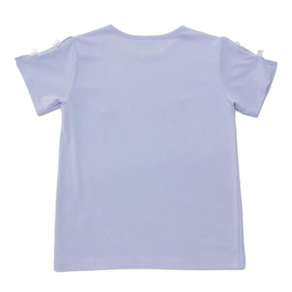 くーるっち 袖リボン付Tシャツ 商品画像 (0)