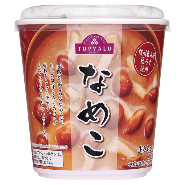 信州米みそ豆みそ使用 なめこ 生みそタイプ 商品画像 (メイン)