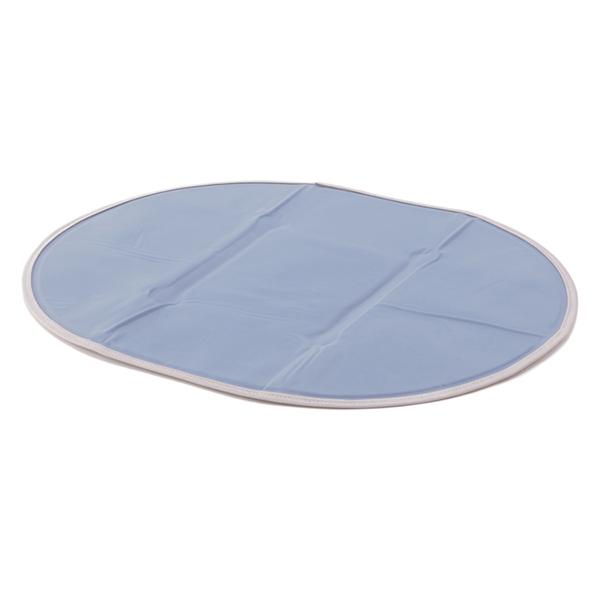 ジェル楕円形マット HOME COORDY