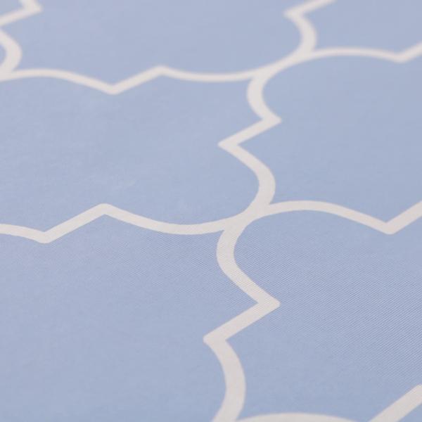 接触冷感プリントラグカバー HOME COORDY 商品画像 (1)