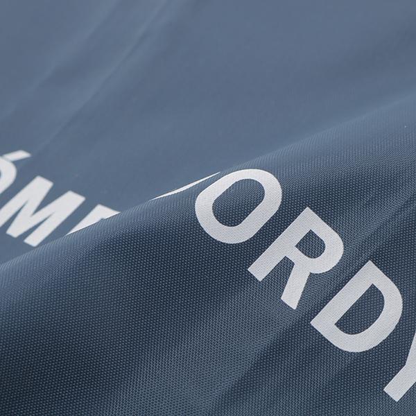 小さく折りたためるマイバッグ 幅43cm×高さ70cm HOME COORDY 商品画像 (2)