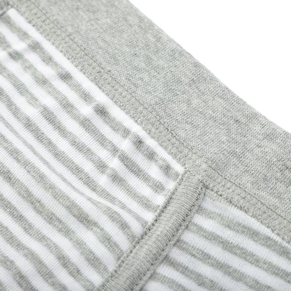男児トドラーオーガニック綿100% ブリーフ2枚組 商品画像 (1)
