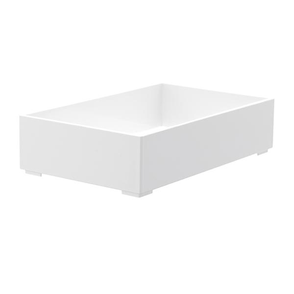 積み重ねできる整理ボックス S-M