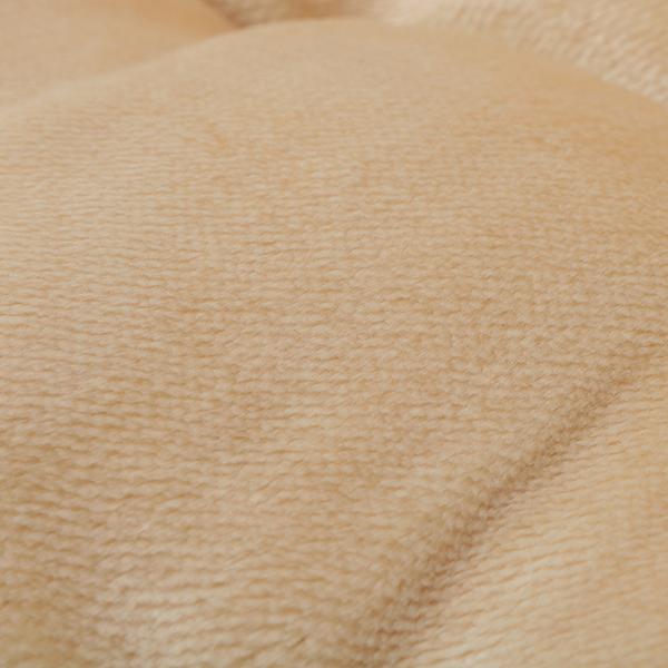HOME COORDY HEAT ついた毛が取れやすいペットベッド 丸型 商品画像 (2)